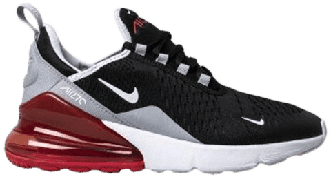 Nike Air Max 270 GS 'Black Ember' 943345-013
