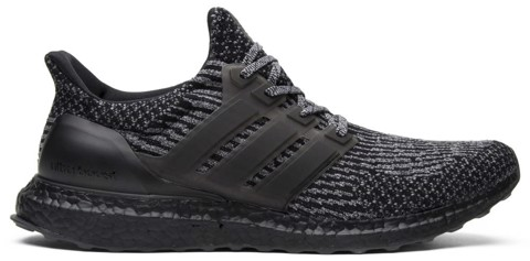 Adidas UltraBoost 3.0 'Black Grey' BA8923