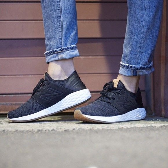 New Balance Fresh Foam Cruz v2 Knit 'Dark' WCRUZDM2-2