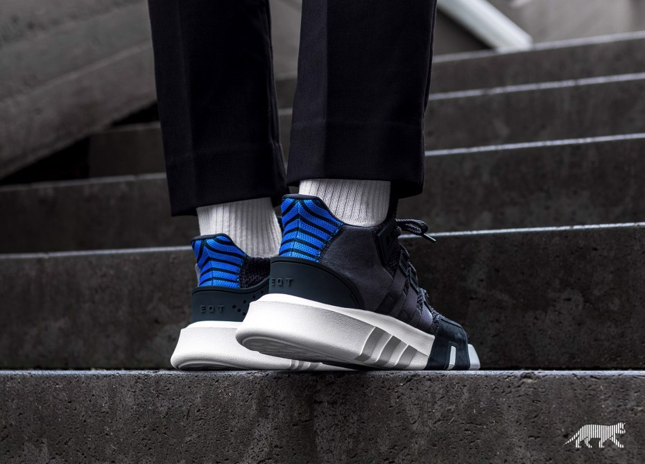 Adidas Originals Equipment Eqt Bask Adv 'Black Blue' CQ2994