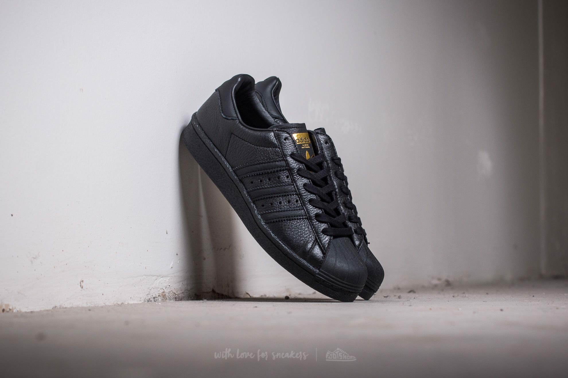 Adidas Superstar Boost 'Core Black' bb0186