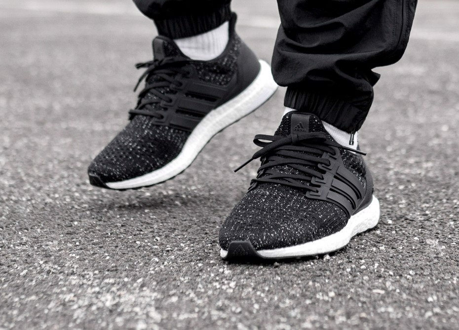 ultra boost 4.0 black white speckle buy clothes shoes online