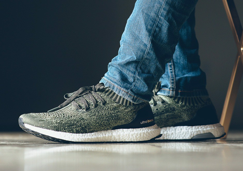 Adidas Ultra Boost Uncaged Tech Earth BB3901