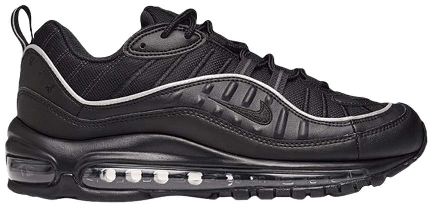 Nike Air Max 98 Black Off Noir AH6799-004
