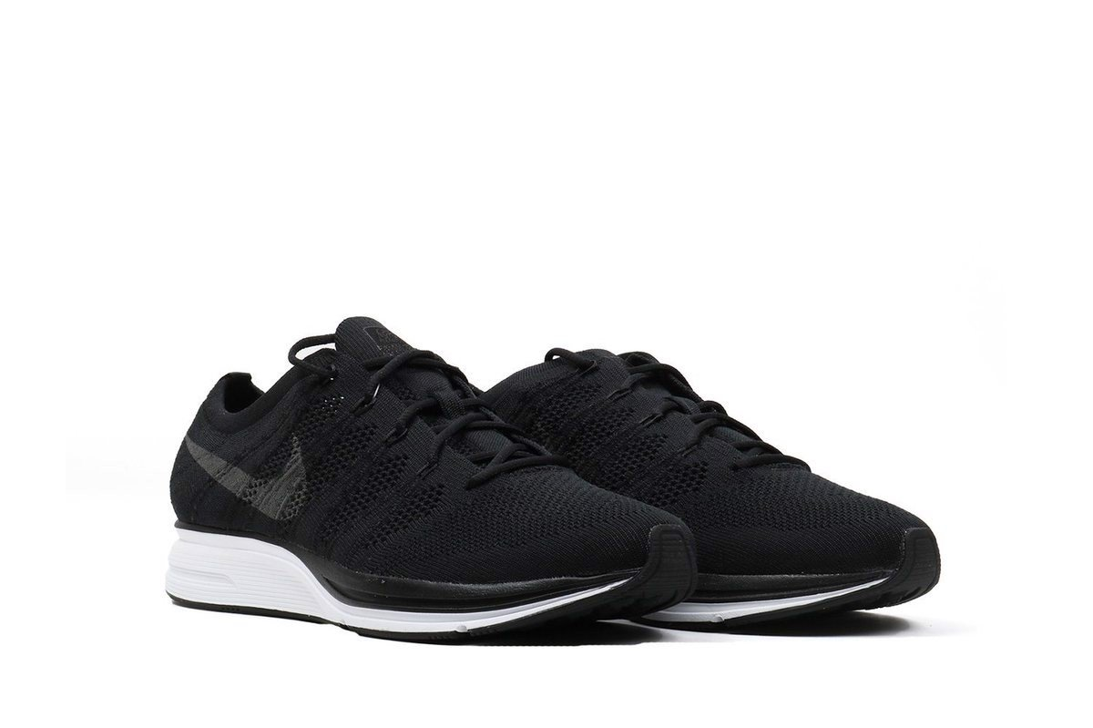 Nike Flyknit Trainer 'Black White' AH8396-007
