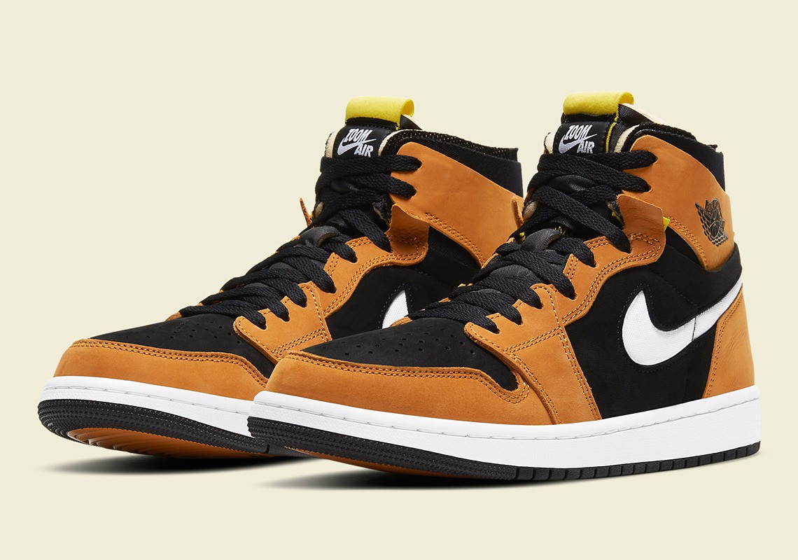 Nike Jordan 1 Zoom Air CMFT Monarch Orange CT0978-002