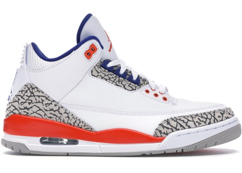 Nike Air Jordan 3 Retro Knicks 136064-148