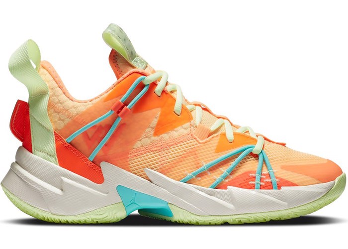 Nike Air Jordan Why Not Zer0.3 SE Atomic Orange CK6611-800