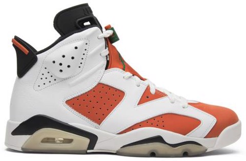 giay nike air jordan 6 retro gatorade 384664 145