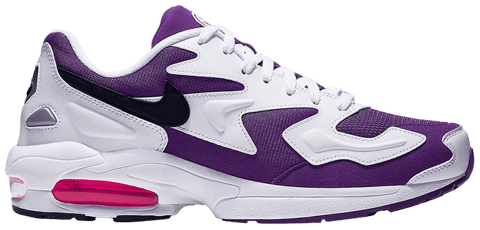 Nike Air Max 2 Light OG 'Purple Berry'  AO1741-103