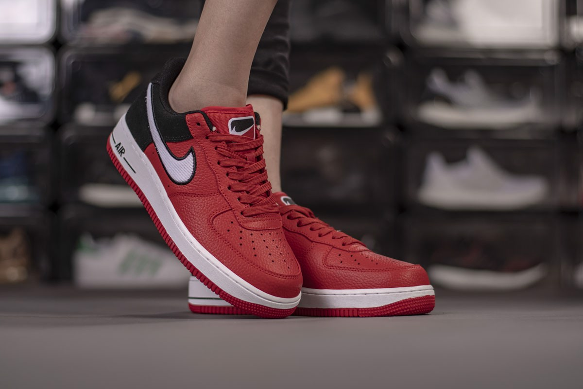 Nike Air Force 1 '07 LV8 1 'Mystic Red' AV0743-600