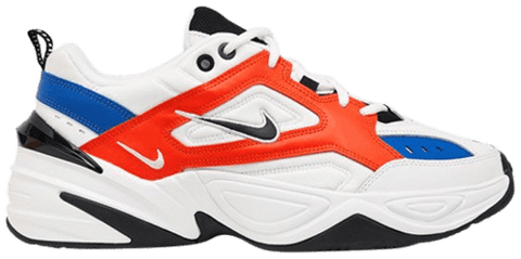 Nike M2K Tekno White 'Black Orange' AO3108-101
