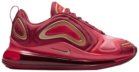 giay nike air max 720 gs crimson gold aq3195 600