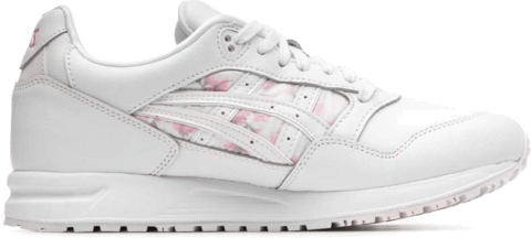 ASICS Gel Saga White and Floral 1192A070.100