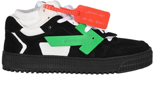 Giày Off-White Arrows Logo Mid Top Sneakers OWIA181S20LEA002-1055
