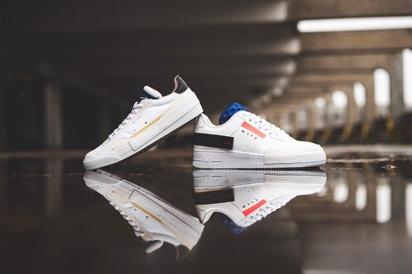 "Nike Air Force 1 TYPE ""Summit White"" CI0054-100"