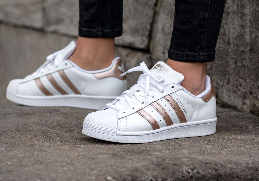 site réputé a0ac0 4fd80 Adidas Superstar 80's W
