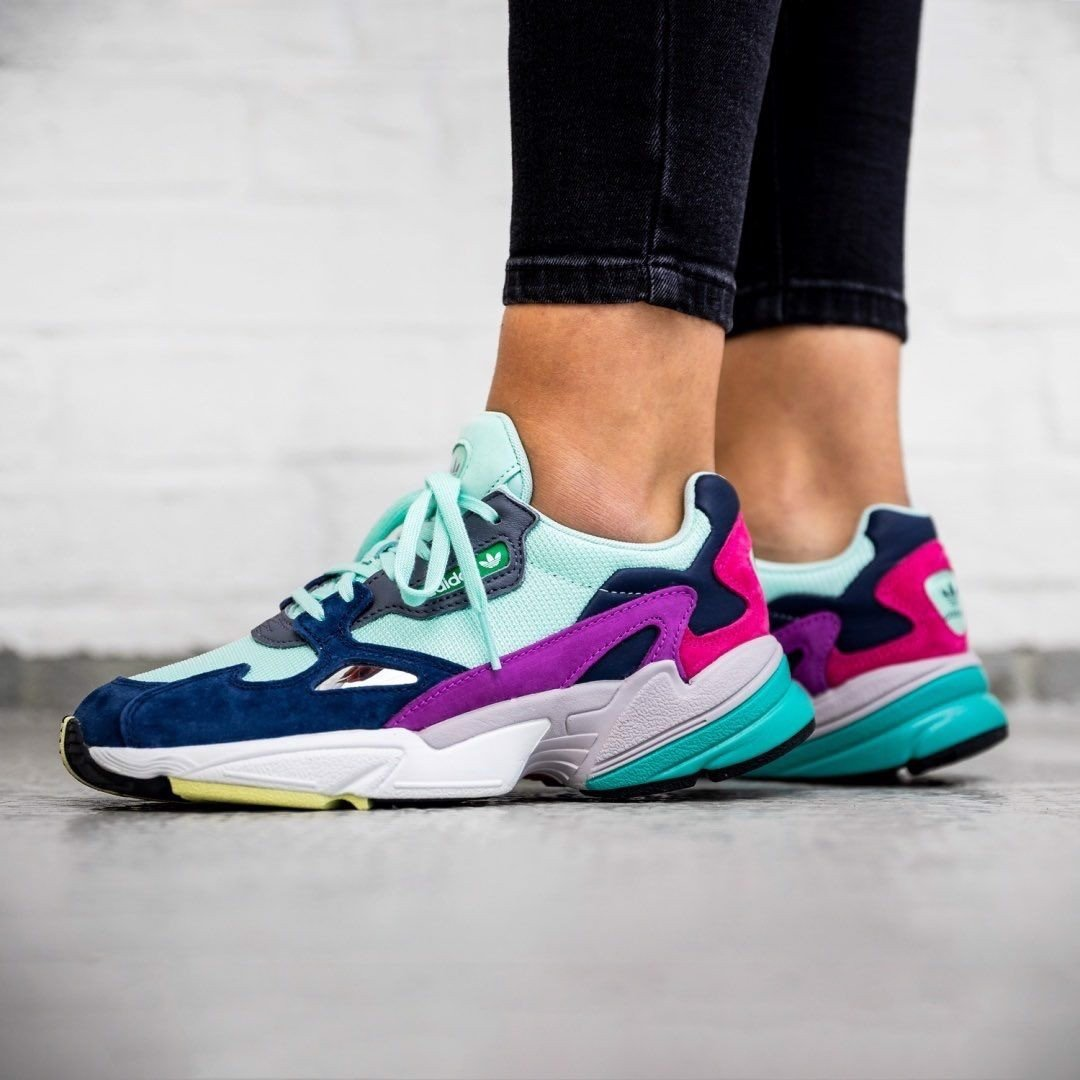 Adidas Wmns Falcon 'Clear Mint' BB9175