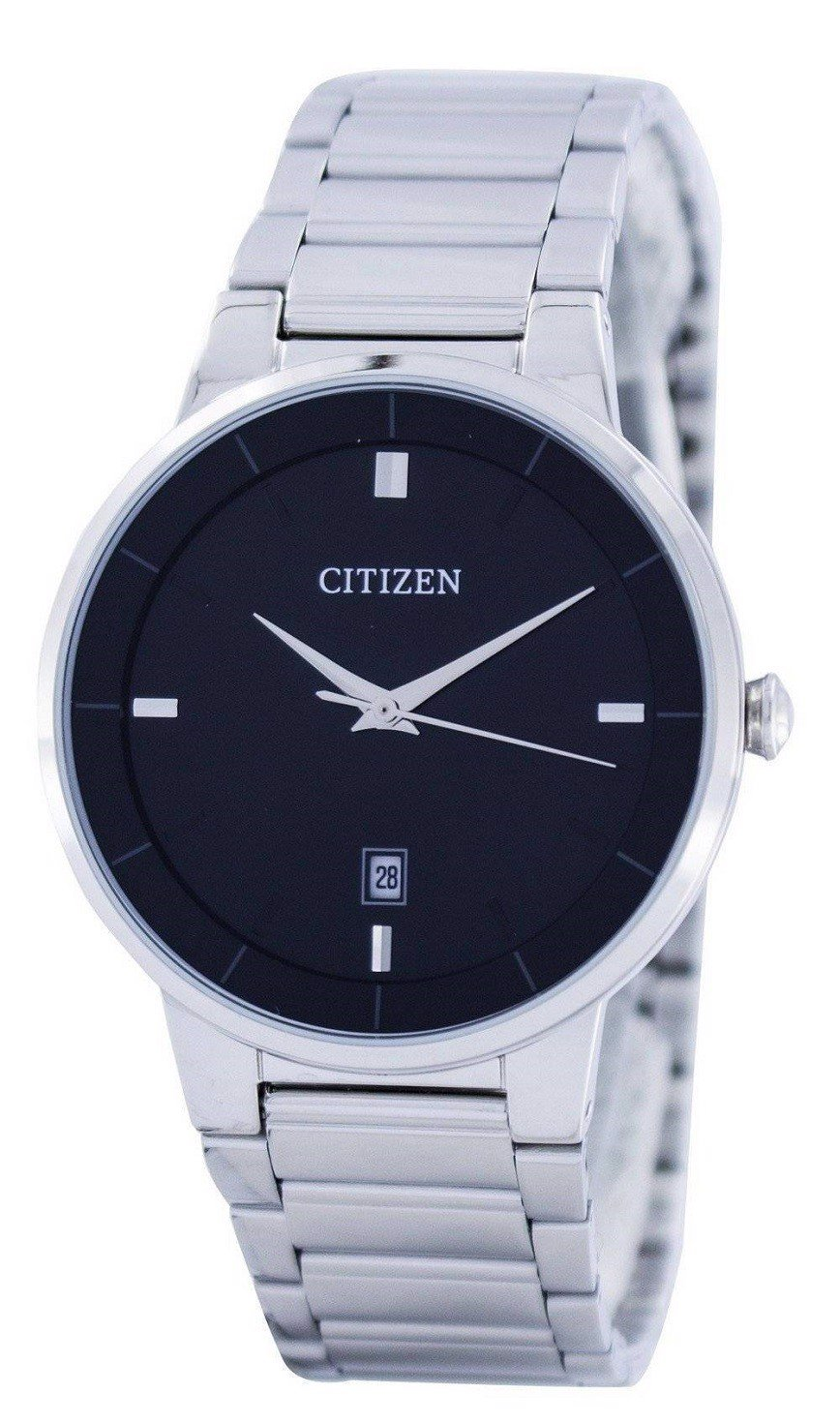 Đồng hồ Citizen Mens Quartz Stainless Steel Watch BI5010-59E