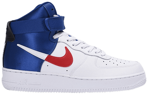 "2019 NBA x Nike Air Force 1 High '07 LV8 ""Clippers"" BQ4591-102"