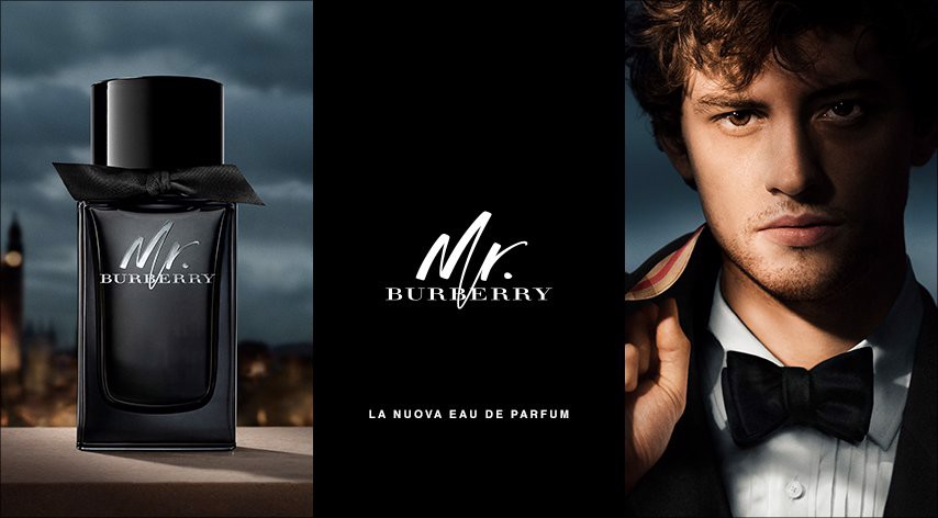 Nước Hoa Burberry Mr. Burberry EDP 50ml