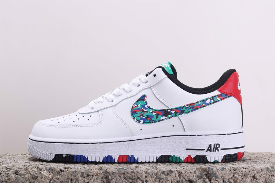 Nike Air Force 1 Low 'Melted Crayon' CU4632-100