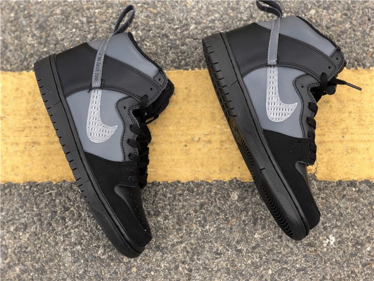 Forty Percent Against Rights x Nike Dunk High SB BV1052-001