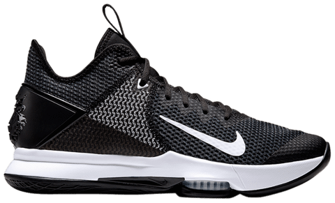 Nike LeBron Witness 4 'Black' BV7427-001