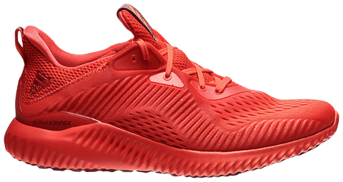Adidas Alphabounce EM M 'All Red' BW1202