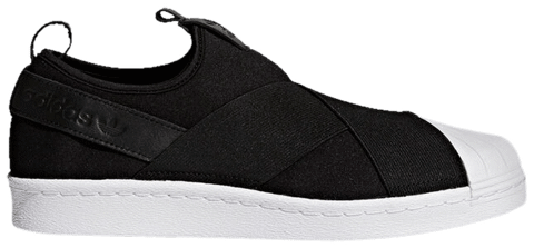 Adidas Superstar Slip-On 'Core Black' BZ0112