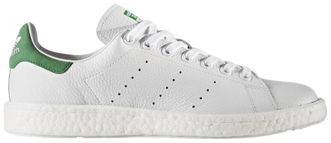 Adidas Stan Smith Boost 'White Green' BZ0528