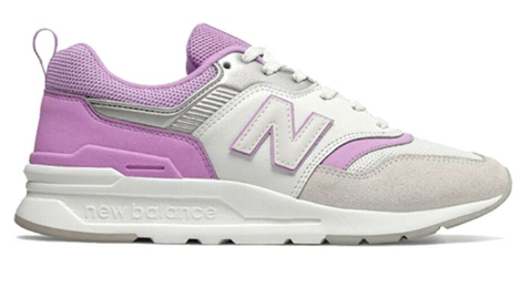 New Balance White 'Grey Purple' CW997HEA
