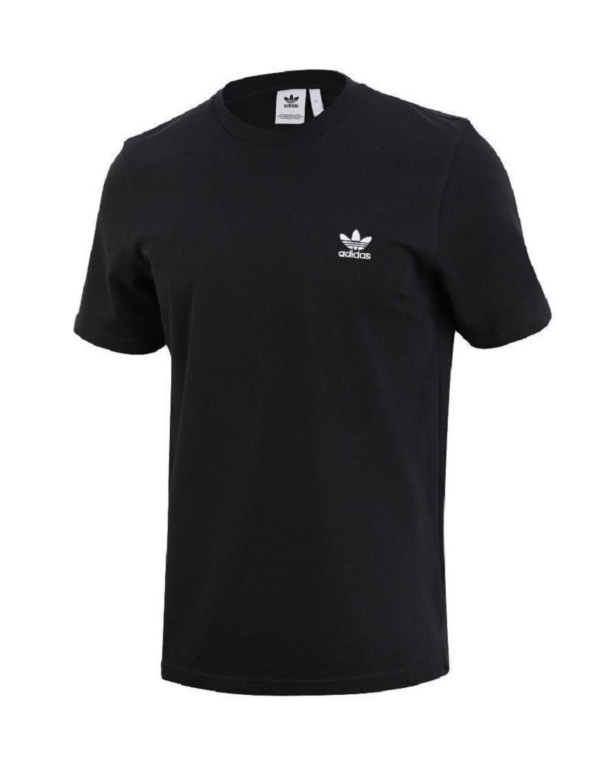 Áo Adidas Originals Adicolor T Shirt With Embroidered Logo Black CW0711