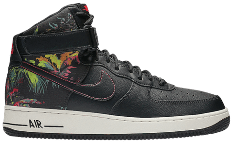 Nike Air Force 1 '07 High 'Black Floral' CI2304-001