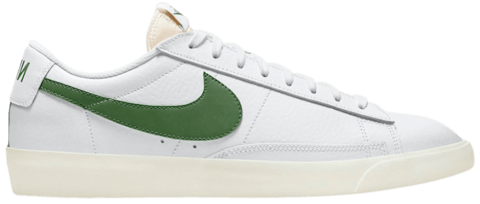 giay nike blazer low forest green ci6377 108