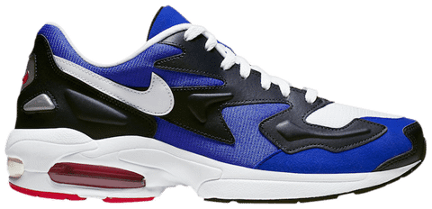 giay nike air max 2 light racer blue cj0547 400