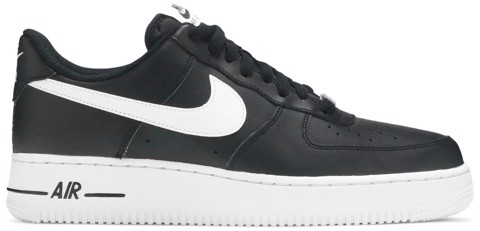 Nike Air Force 1 '07 AN20 'Black White' CJ0952-001