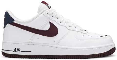 Nike Air Force 1 '07 LV8 'White Night Maroon' CJ8731-100