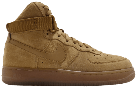 Nike Air Force 1 High LV8 3 GS 'Wheat' CK0262-700