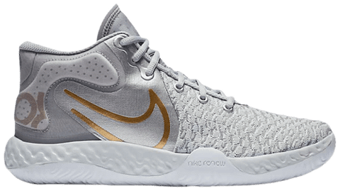 Nike Air Zoom KD Trey 5 VIII 'Metallic Silver Gold' CK2090-006