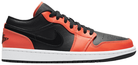 Nike Air Jordan 1 Low SE 'Black Turf Orange' CK3022-008