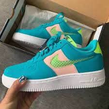 Nike Air Force 1 Low 'Oracle Aqua' CK4383-300