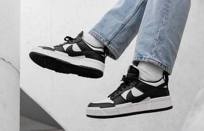 Nike Wmns Dunk Low Disrupt 'Black' CK6654-102