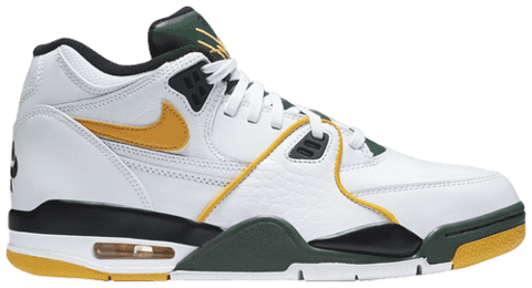 Nike Air Flight 89 'Seattle Supersonics' CN0050-100