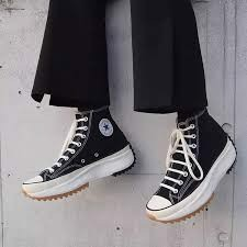 Converse Run Star Hi 'Black' 166800C