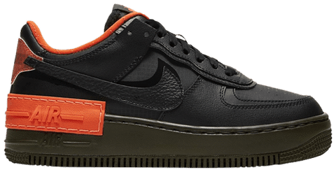 Nike Air Force 1 Shadow 'Halloween' CQ3317-001