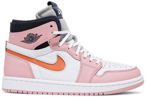 Nike Air Jordan 1 Wmns High Zoom Air CMFT Pink Glaze CT0979-601