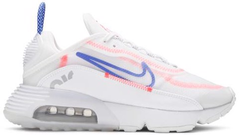 Nike Wmns Air Max 2090 'White Flash Crimson' CT1290-100