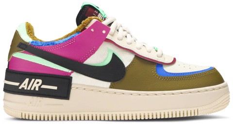 Nike Wmns Air Force 1 Shadow SE 'Cactus Flower' CT1985-500