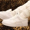 Nike Wmns Air Force 1 '07 Essential 'White Metallic Gold' CT1989-100